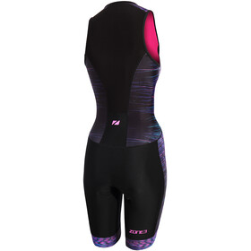 Zone3 Activate Plus Trisuit Women momentum/blue/pink/black